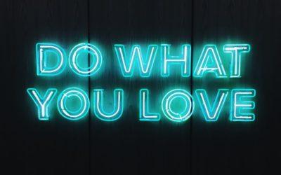 Você ama o que faz?